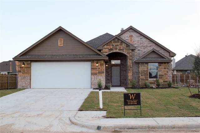 201 Mckittrick Lane, Godley, TX 76044 (MLS #14195752) :: Lynn Wilson with Keller Williams DFW/Southlake