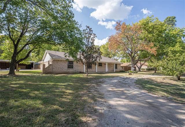 608 S Hitt Street, Boyd, TX 76023 (MLS #14195755) :: RE/MAX Town & Country