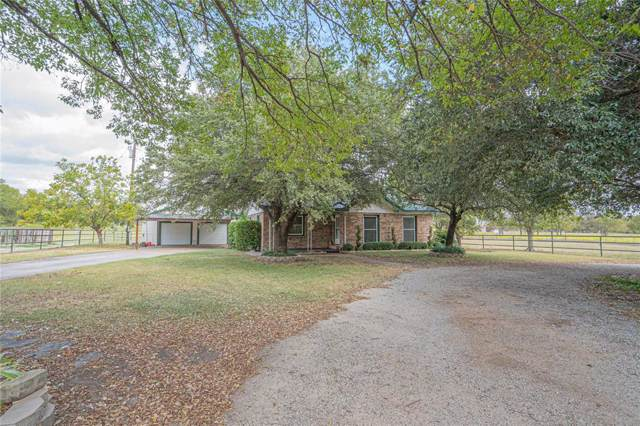 491 County Road 4840, Haslet, TX 76052 (MLS #14195756) :: The Hornburg Real Estate Group