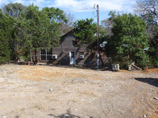 8520 Lakeview Drive, Cleburne, TX 76033 (MLS #14195758) :: Potts Realty Group