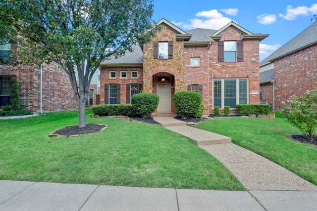 910 White River Drive, Allen, TX 75013 (MLS #14195817) :: RE/MAX Town & Country