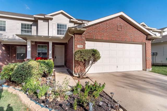 7536 Lazy Spur Boulevard, Fort Worth, TX 76131 (MLS #14195831) :: RE/MAX Town & Country