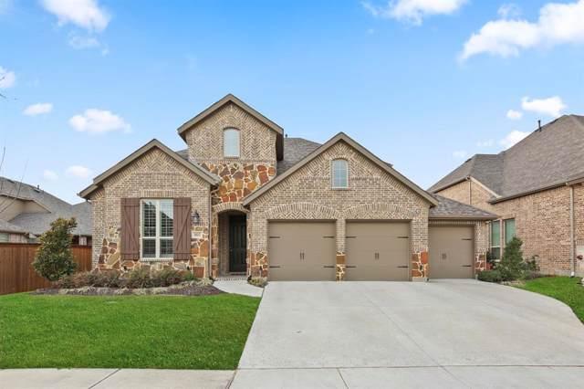 1613 Adams Place, Prosper, TX 75078 (MLS #14195850) :: The Kimberly Davis Group