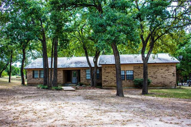 410 Navajo Trail, Hamilton, TX 76531 (MLS #14195877) :: Lynn Wilson with Keller Williams DFW/Southlake