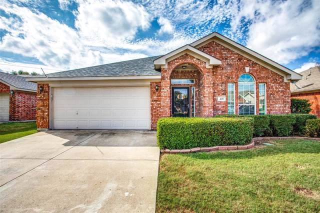 621 Destin Drive, Fort Worth, TX 76131 (MLS #14195884) :: RE/MAX Town & Country