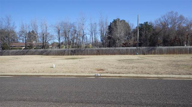 Lot 17 Kathryn, Mount Pleasant, TX 75455 (MLS #14195886) :: RE/MAX Town & Country
