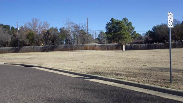 Lot 20 Kathryn, Mount Pleasant, TX 75455 (MLS #14195904) :: Lynn Wilson with Keller Williams DFW/Southlake