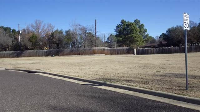 Lot 20 Kathryn, Mount Pleasant, TX 75455 (MLS #14195904) :: The Kimberly Davis Group