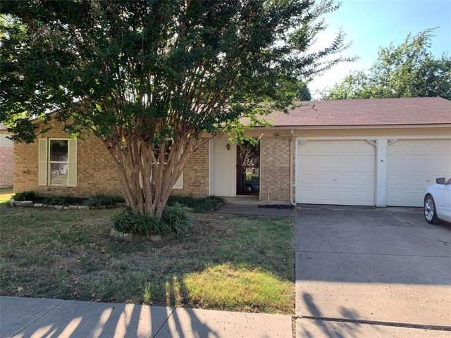 136 Navajo Drive, Keller, TX 76248 (MLS #14195960) :: Lynn Wilson with Keller Williams DFW/Southlake