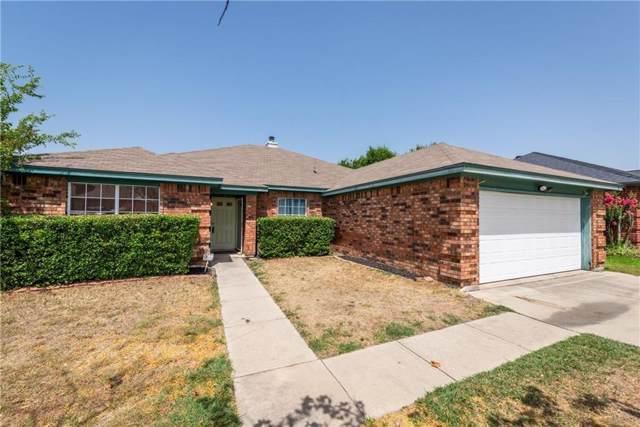 4709 Saint Thomas Place, Fort Worth, TX 76135 (MLS #14195991) :: Lynn Wilson with Keller Williams DFW/Southlake
