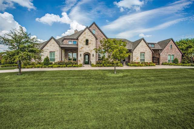 5503 Estate Lane, Parker, TX 75094 (MLS #14196008) :: RE/MAX Town & Country