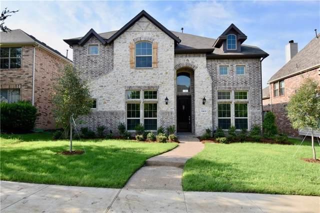 11611 Jasper Drive, Frisco, TX 75035 (MLS #14196015) :: The Kimberly Davis Group