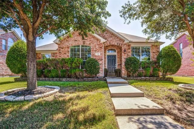 7145 Bramblebush Drive, Frisco, TX 75033 (MLS #14196017) :: The Star Team | JP & Associates Realtors
