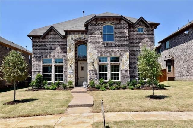 11622 Gatesville Drive, Frisco, TX 75035 (MLS #14196027) :: The Kimberly Davis Group