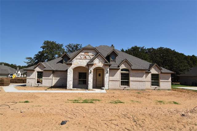 106 Spanish Oak Drive, Krugerville, TX 76227 (MLS #14196041) :: RE/MAX Town & Country