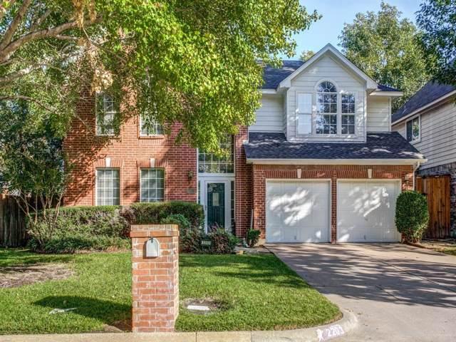 2203 S Branch Drive, Arlington, TX 76001 (MLS #14196049) :: The Hornburg Real Estate Group
