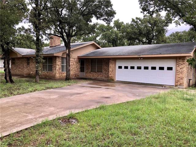 1702 Castle Drive, Clyde, TX 79510 (MLS #14196057) :: The Heyl Group at Keller Williams