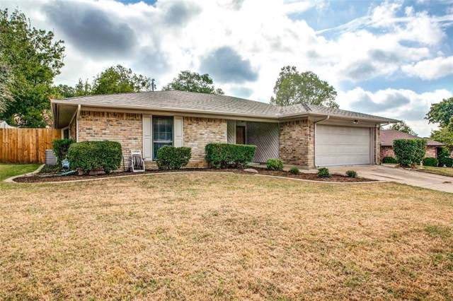 4209 Pleasant Hill Drive, Arlington, TX 76016 (MLS #14196105) :: Potts Realty Group