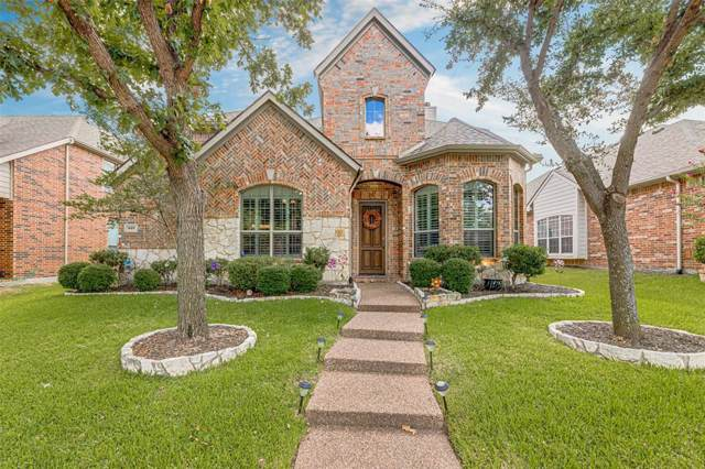 957 Panther Lane, Allen, TX 75013 (MLS #14196134) :: Lynn Wilson with Keller Williams DFW/Southlake