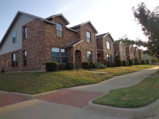 5401 Soledad Drive, Denton, TX 76208 (MLS #14196136) :: All Cities Realty