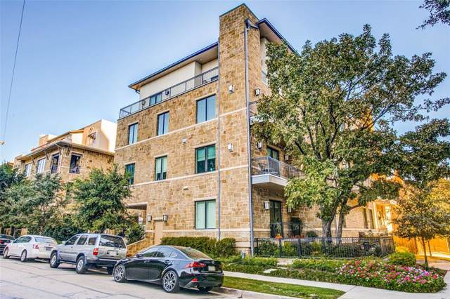 2811 Hood Street C, Dallas, TX 75219 (MLS #14196138) :: RE/MAX Town & Country