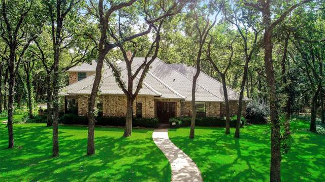 3354 Oak Creek Drive, Corinth, TX 76210 (MLS #14196139) :: All Cities Realty