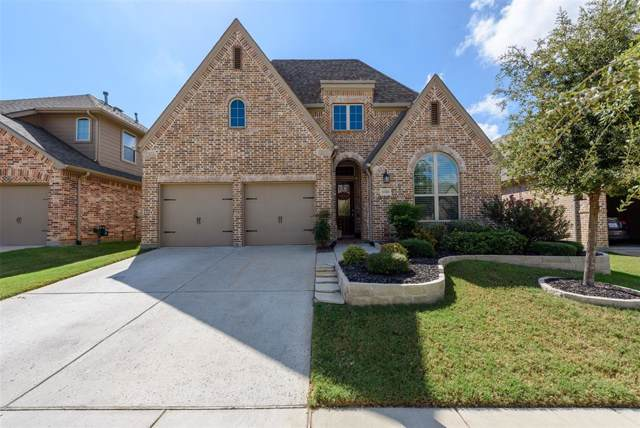 1524 Golf Club Drive, Lantana, TX 76226 (MLS #14196169) :: Team Hodnett