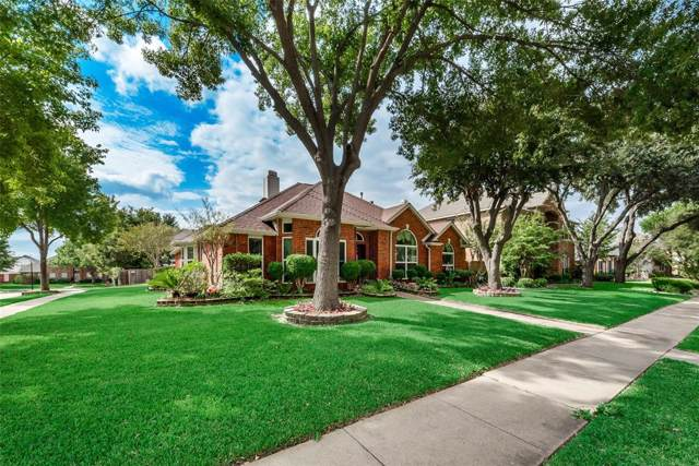 1423 W Peters Colony Road, Carrollton, TX 75007 (MLS #14196177) :: The Real Estate Station