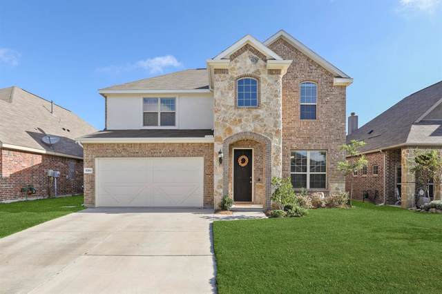 6204 Roaring Creek, Denton, TX 76226 (MLS #14196178) :: The Real Estate Station