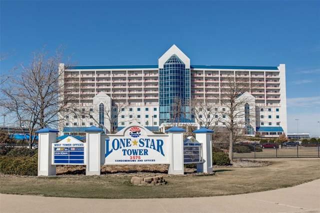 3575 Lone Star Circle #612, Fort Worth, TX 76177 (MLS #14196182) :: Century 21 Judge Fite Company