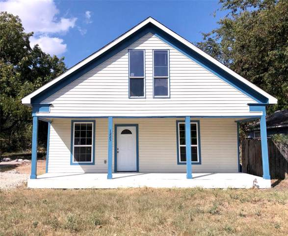 1225 E Arlington Avenue, Fort Worth, TX 76104 (MLS #14196219) :: RE/MAX Town & Country