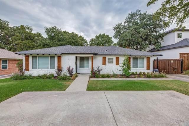 6717 Walnut Hill Lane, Dallas, TX 75230 (MLS #14196280) :: Robbins Real Estate Group