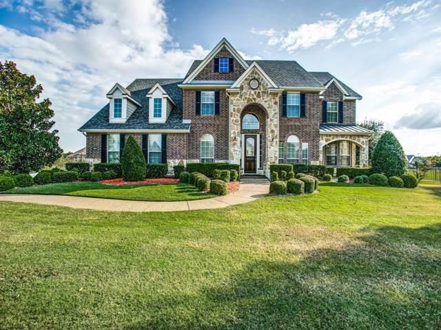 5806 Parker Village Drive, Parker, TX 75002 (MLS #14196289) :: Lynn Wilson with Keller Williams DFW/Southlake