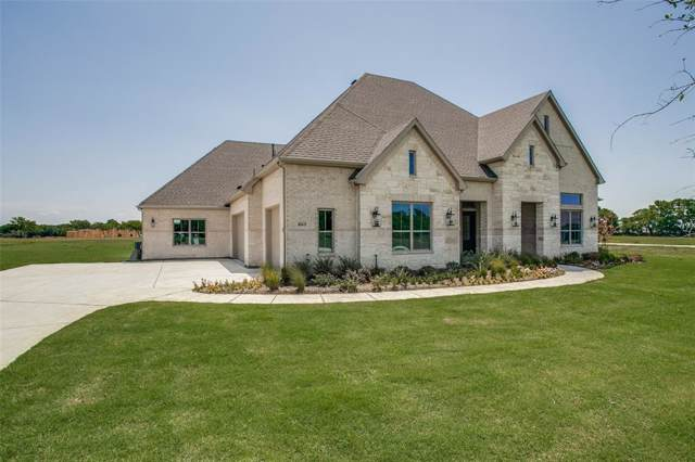 805 Kenwood Trail, Lucas, TX 75002 (MLS #14196322) :: RE/MAX Town & Country