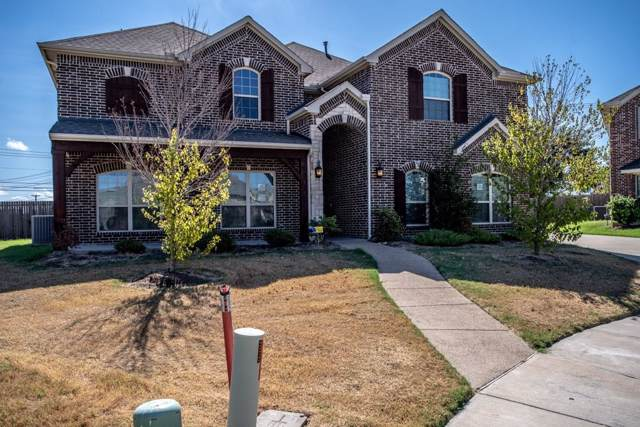 812 Rolling Hills Lane, Desoto, TX 75115 (MLS #14196326) :: Lynn Wilson with Keller Williams DFW/Southlake