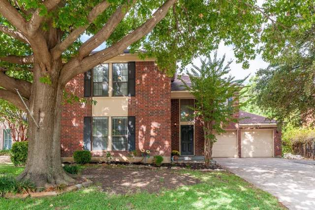1521 Stratford Drive, Mansfield, TX 76063 (MLS #14196339) :: The Hornburg Real Estate Group