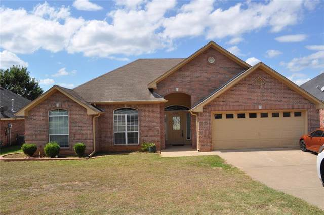 16614 County Road 178, Tyler, TX 75703 (MLS #14196354) :: RE/MAX Town & Country