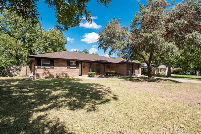 5900 Winifred Drive, Fort Worth, TX 76133 (MLS #14196365) :: The Mitchell Group