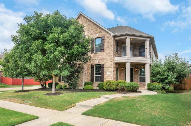 916 Cougar Drive, Allen, TX 75013 (MLS #14196370) :: Lynn Wilson with Keller Williams DFW/Southlake