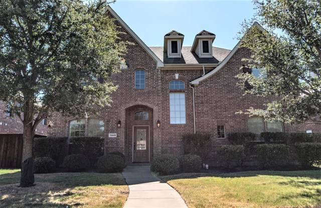 13949 Hot Springs Lane, Frisco, TX 75035 (MLS #14196377) :: RE/MAX Town & Country