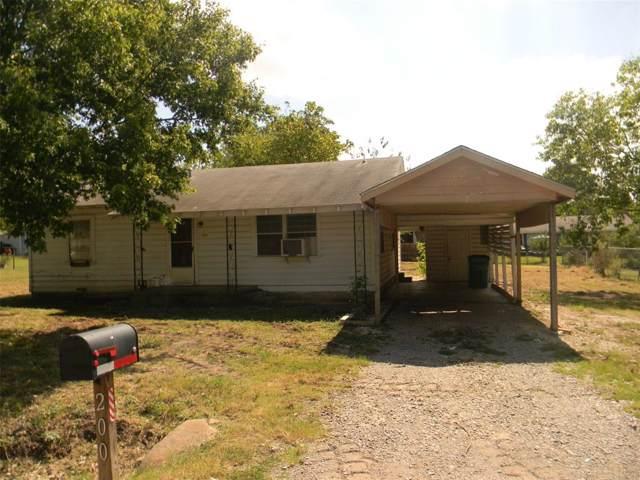 200 W Oconnell Street, Howe, TX 75459 (MLS #14196379) :: Lynn Wilson with Keller Williams DFW/Southlake