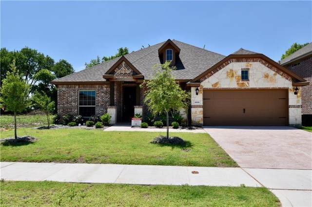 4008 Magnolia Ridge Drive, Melissa, TX 75454 (MLS #14196426) :: RE/MAX Town & Country