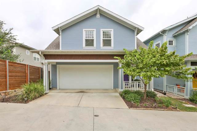 935 Bassett Place, Dallas, TX 75208 (MLS #14196429) :: Vibrant Real Estate