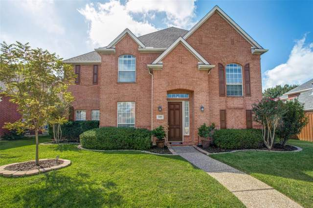 4308 Orchard Gate Drive, Plano, TX 75024 (MLS #14196434) :: The Chad Smith Team