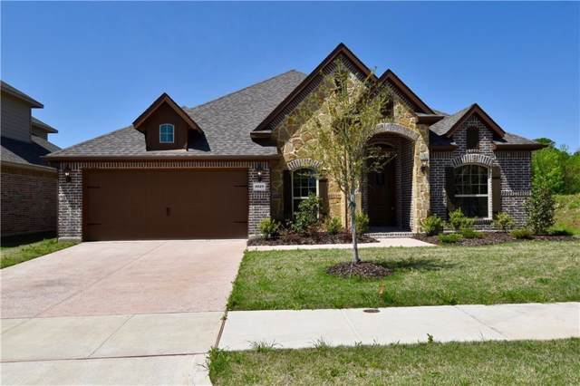 4025 Magnolia Ridge Drive, Melissa, TX 75454 (MLS #14196456) :: RE/MAX Town & Country