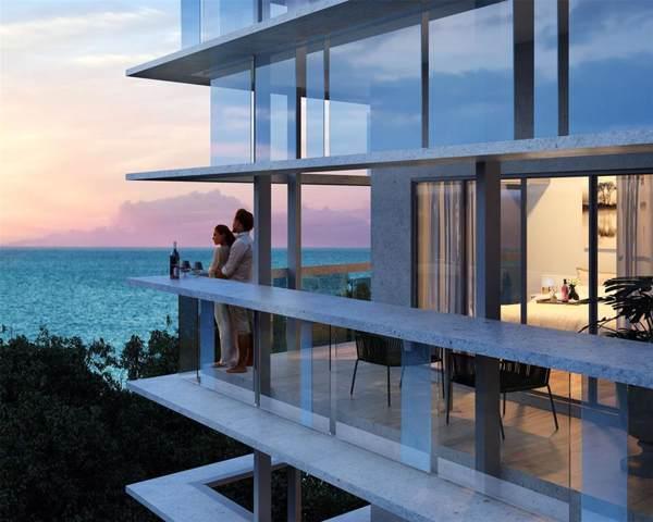 A508 Flamingo St. 42 & 44 N #4, Playa del Carmen, TX 77710 (MLS #14196461) :: The Hornburg Real Estate Group