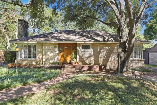 2131 Leander Drive, Dallas, TX 75211 (MLS #14196483) :: All Cities Realty
