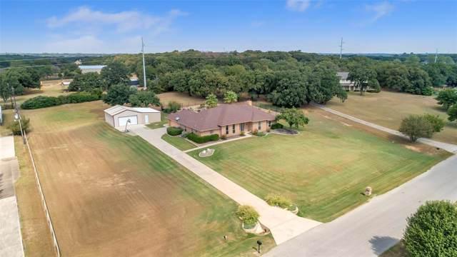 7544 Levy Acres Circle N, Burleson, TX 76028 (MLS #14196490) :: Robbins Real Estate Group
