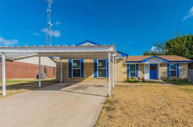 113 Hillgard Drive, Fort Worth, TX 76108 (MLS #14196499) :: RE/MAX Town & Country