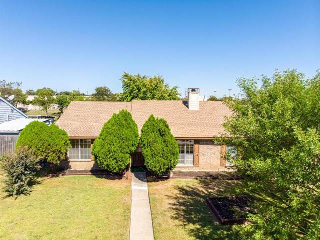 1201 High Valley Drive, Garland, TX 75041 (MLS #14196515) :: The Chad Smith Team